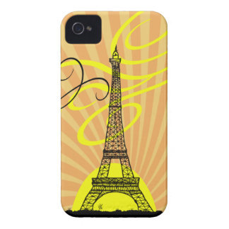Bastille Day paris iPhone 4 Cases