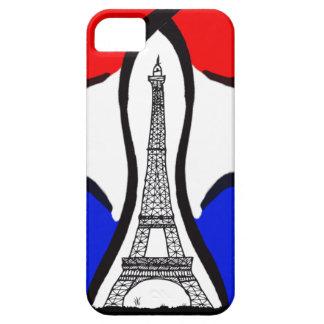 Bastille Day paris iPhone SE/5/5s Case
