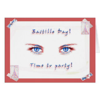 Bastille Day Party! Card