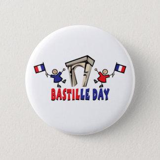 Bastille Day! Pinback Button