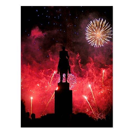 Bastille Day Postcard