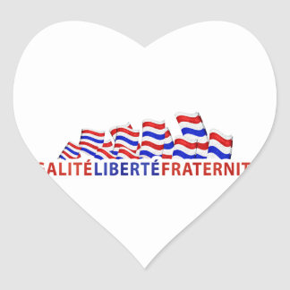 Bastille Day Sticker