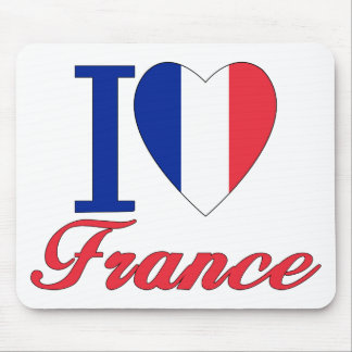 Bastille Day Tees and Gifts for Kids, Adults Mouse Pad