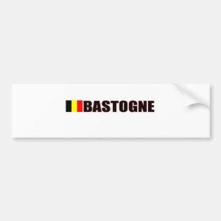 Bastogne, Belgium Bumper Sticker