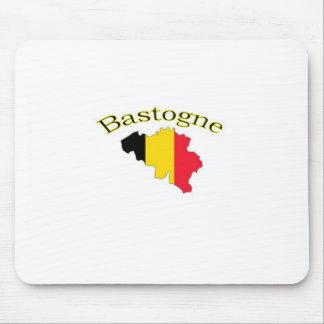 Bastogne, Belgium Mouse Pad