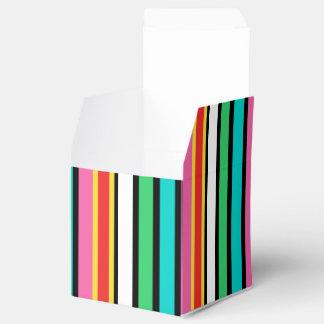 Bastón de caramelo caja para regalos de fiestas