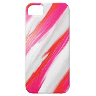 Bastón de caramelo - caso del iPhone 5/5s iPhone 5 Carcasa