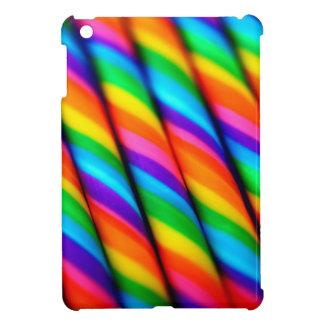 Bastón de caramelo del arco iris