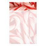Bastones de caramelo deliciosos de hierbabuena del papeleria de diseño