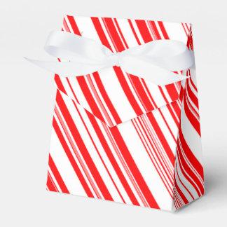 Bastones de caramelo Yuletide 4 Yolanda Cajas Para Regalos De Boda