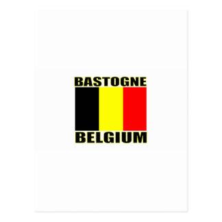 Bastongne, Belgium Postcard