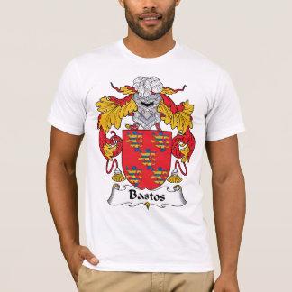 Bastos Family Crest T-Shirt