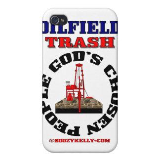 Basura del campo petrolífero, la gente elegida de  iPhone 4/4S carcasas