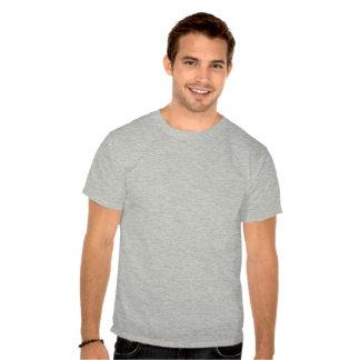 Basura glorificada del caminante camiseta