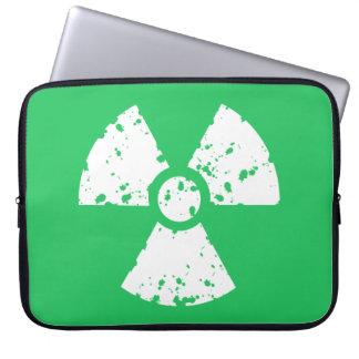 Basura tóxica verde de Kelly Fundas Ordendadores