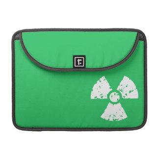 Basura tóxica verde de Kelly Funda Para Macbooks