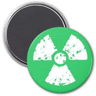 Basura tóxica verde de Kelly Imán Redondo 7 Cm