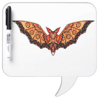 Bat 1 Dry-Erase board