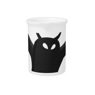 Bat #2 beverage pitcher