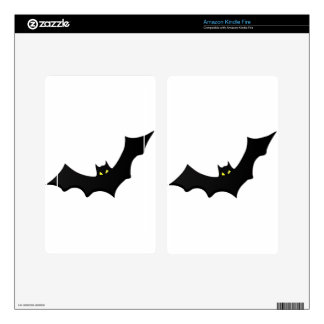 Bat #3 decals for kindle fire