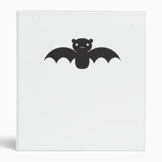 Bat 3 Ring Binder