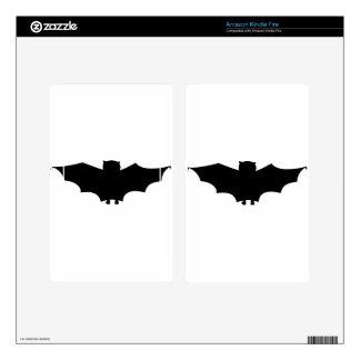 Bat #6 kindle fire skin