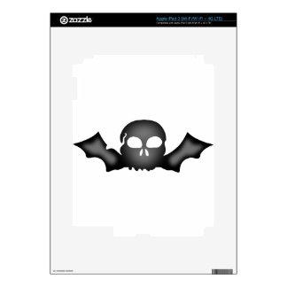 Bat #7 skins for iPad 3