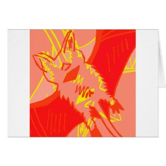 Bat Attack Cards