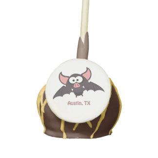 Bat - Austin, Texas Cake Pops