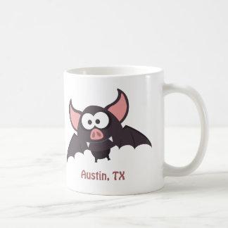 Bat - Austin, Texas Coffee Mug