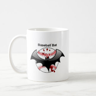 Bat...Baseball...Baseball Bat Coffee Mug