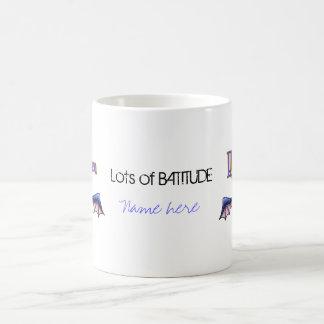 Bat Batitude mug