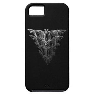 Bat Black and White iPhone 5 case