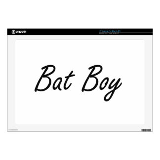 "Bat Boy Artistic Job Design Skin For 17"" Laptop"