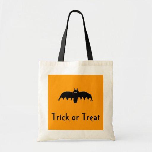 Bat, Budget Tote Bag