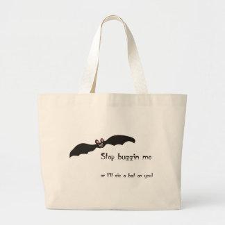 Bat Buggin Tote Bag