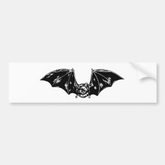 Bat Bumper Sticker