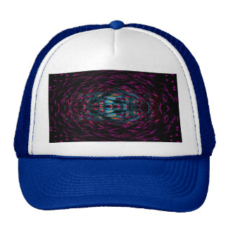 Bat Cave Abstract by Valxart.com Trucker Hat