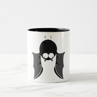 Bat Cave Two-Tone Coffee Mug