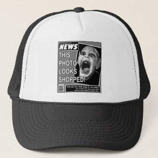 Bat Child Chicanery Trucker Hat