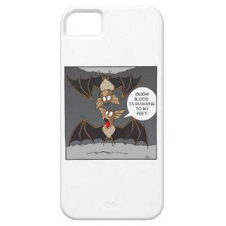 Bat Comedy iPhone SE/5/5s Case