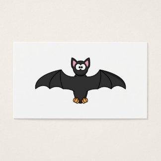 Bat Cute Cartoon Business Card
