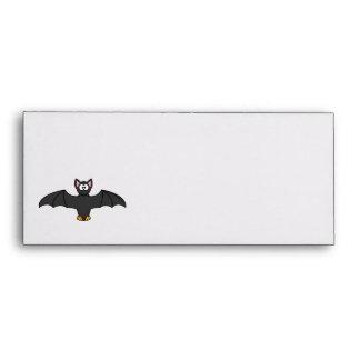Bat Cute Cartoon Envelopes