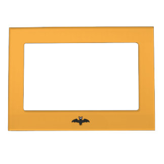 Bat Cute Cartoon Magnetic Picture Frame