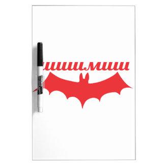 bat cyrillic dry erase board