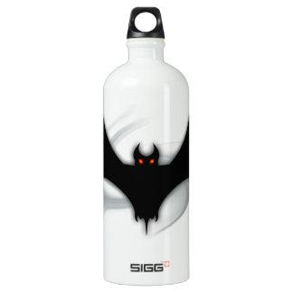 Bat Demon Aluminum Water Bottle
