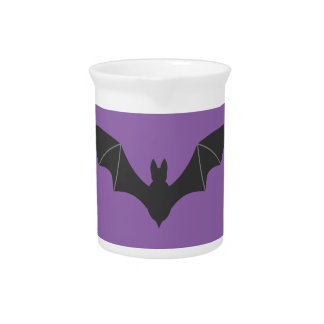 Bat Drink Pitcher