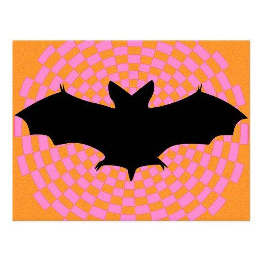 BAT ECLOPS POSTCARD