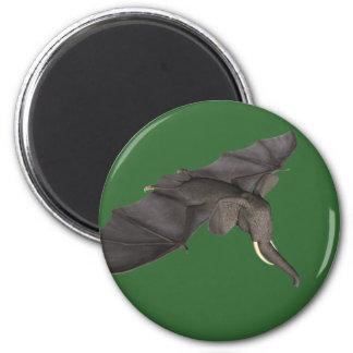 Bat Elephant Hybrid Magnet