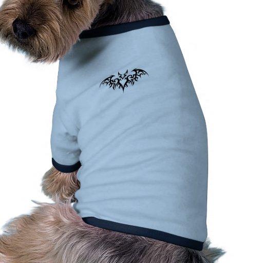 Bat Fer Brains Doggie T Shirt